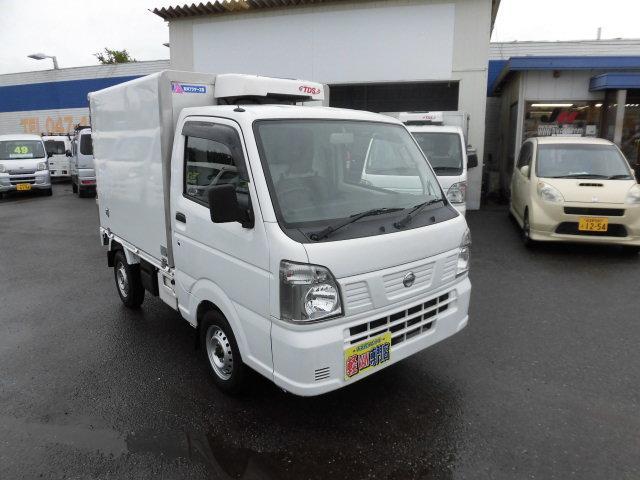 日産 冷凍冷蔵車-30℃冷凍冷蔵車