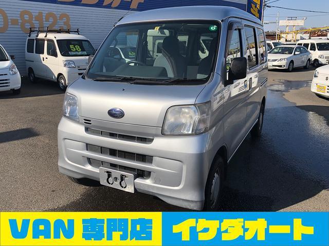 スバル トランスポーター 社外ナビ・ETC