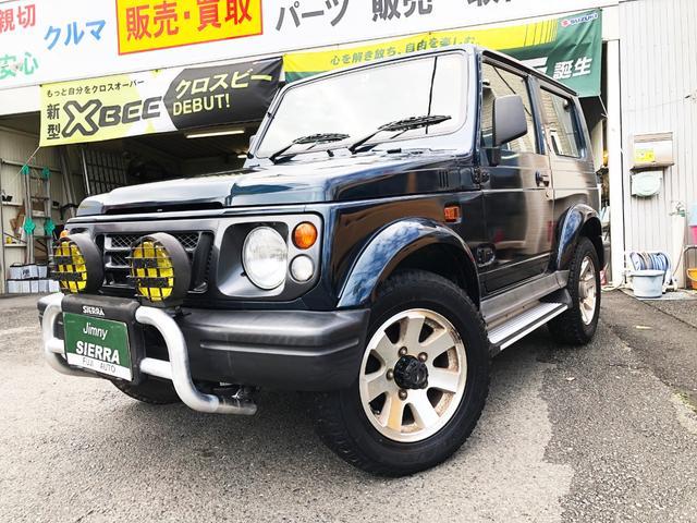 「スズキ」「ジムニーシエラ」「SUV・クロカン」「埼玉県」の中古車