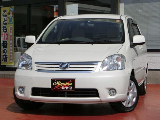 トヨタ スマイルエディション ワンオーナー ETC キーレス