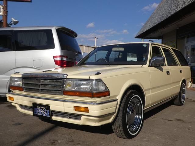 日産 GL V6 5速マニュアル NEW塗装 NEWホイルタイヤ