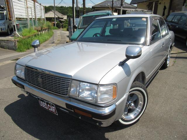 クラウン(トヨタ) デラックス 中古車画像