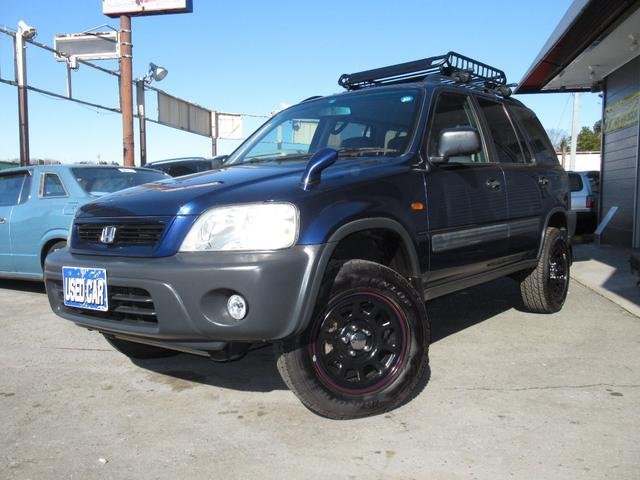 ホンダ パフォーマ 2WD ワンオーナー エルフォードリフトアップサス 新品ホイル&タイヤ