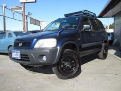 CR−Vパフォーマ 2WD ワンオーナー エルフォードリフトアップサス 新品ホイル&タイヤ