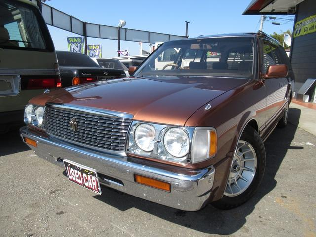 TOYOTA CROWN STATIONWAGON