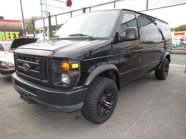 フォード  XL 自社輸入3ナンバー国内未登録 実走行 希少純正黒