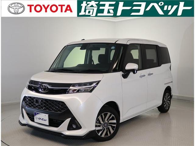 タンク(トヨタ) カスタムG S 中古車画像