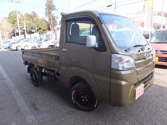 ハイゼットトラックスタンダード 4WD 5速MT 2インチアップ ワンオーナー