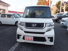 N BOXカスタムG・ターボパッケージ モデューロX 車高調 8型ナビTV