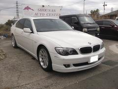 BMW740i コンフォートプラスパッケージ SR 黒革シート