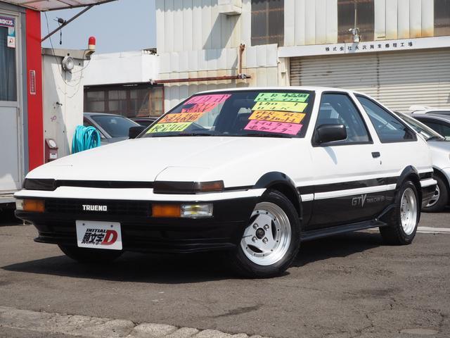 トヨタ GTV 3ドアハッチバック4連スロットル7点ロールケージ