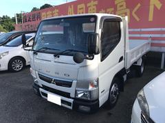 キャンターダンプ トラック 5MT 保証付