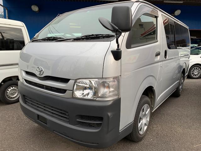 トヨタ ロングジャストローDX ナビ ETC