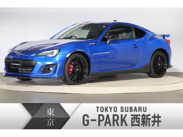 BRZ(スバル) STI スポーツ STIスポーツ専用パッケージ ナビ 中古車画像
