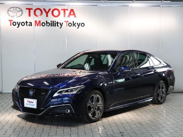 トヨタ RS 純正SDナビ TSSP BSM パノラミックモニター