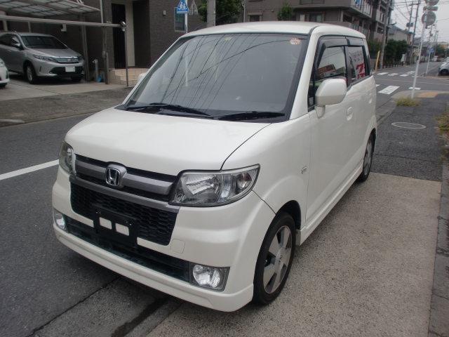 ホンダ スポーツGターボ ワンオーナー車 純正ナビ