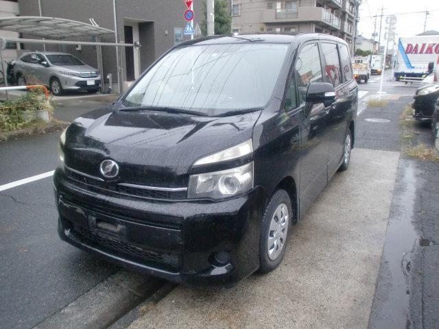 トヨタ トランス-X 純正ナビ ETC キーレス