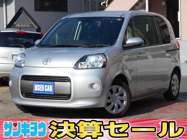 トヨタ X トヨタセーフティセンス 純正ナビ Bluetooth CD SD AUX バックカメラ ETC ステアリングリモコン フォグ プッシュスタート スマートキー パワースライドドア 除菌