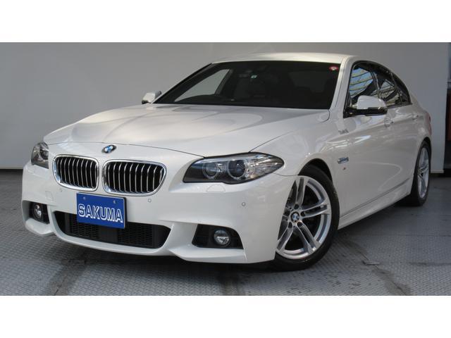 BMW 5シリーズ 523i Mスポーツ 純正ナビ バックカメラ ETC