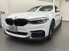 BMW523dMスポーツMPerformance装備車弊社デモカー