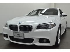 BMW523d Mスポーツ ディーゼルターボ アクティブクルーズ