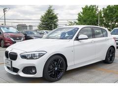 BMW118d Mスポーツ エディションシャドー 黒レザー