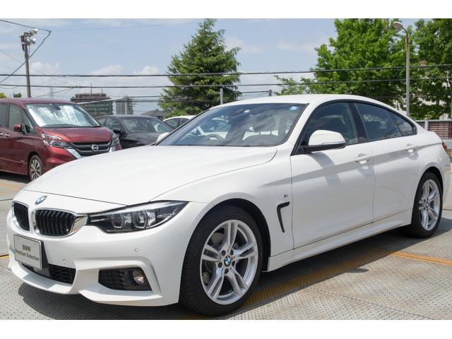BMW 420iグランクーペ Mスポーツ ACC 地デジ 18AW
