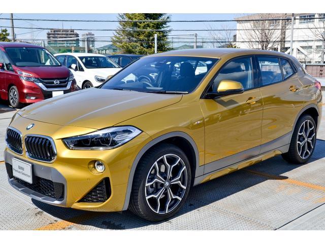 BMW sDrive18iMスポーツXセーフティ/コンフォートPKG