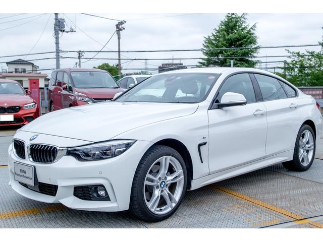 BMW 420i xDriveグランクーペMスポーツ LED ACC