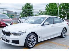 BMW630i グランツーリスモMスポーツ黒革ACC19AW地デジ