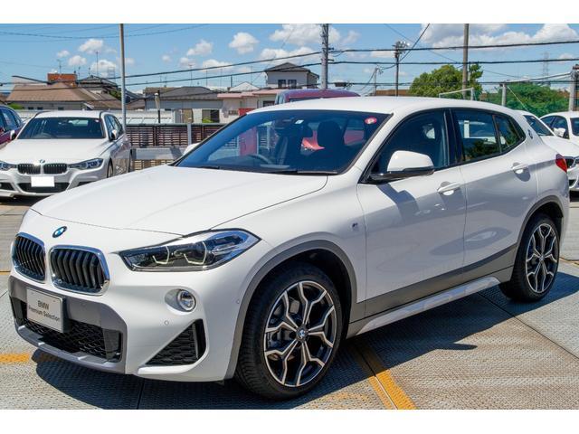 BMW xDrive 18d MスポーツX セーフティ/コンフォート