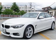 BMW420iグランクーペ Mスピリット アクティブクルーズ地デジ
