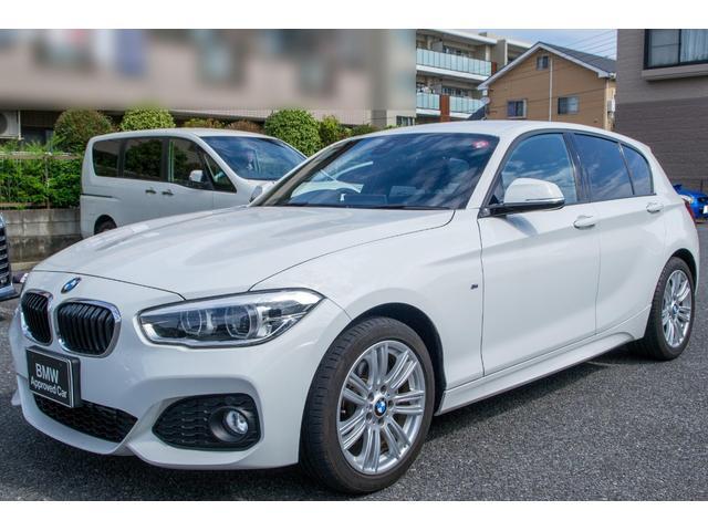 BMW 1シリーズ 118i Mスポーツ 認定中古車 LEDライ...