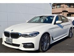 BMW523d Mスポーツ ディスプレイキー イノベーションPKG