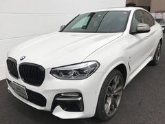 BMW X4M40i ブラックレザー サンルーフ 21AW