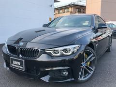 BMW420iグランクーペMスポーツアーバニスタ25台限定 レザー