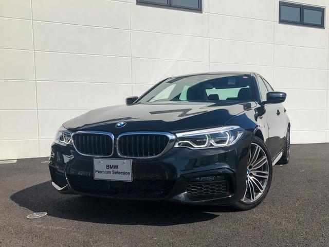 BMW 523d Mスポーツ ハイラインパッケージ 黒革 電動ゲート