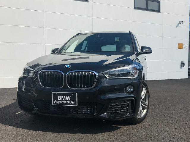 BMW X1 sDrive 18i Mスポーツ ACC ヘッドアップD