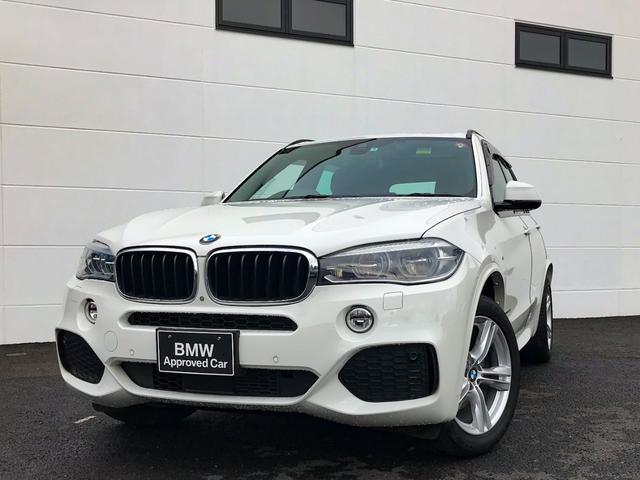 BMW X5 xDrive 35d Mスポーツ ブラックレザー パノラマサンルーフ