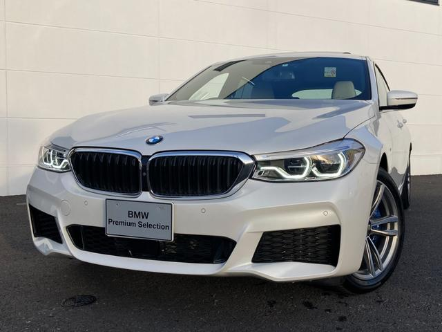 BMW 630i グランツーリスモ Mスポーツ ホワイトレザー サンルーフ harman