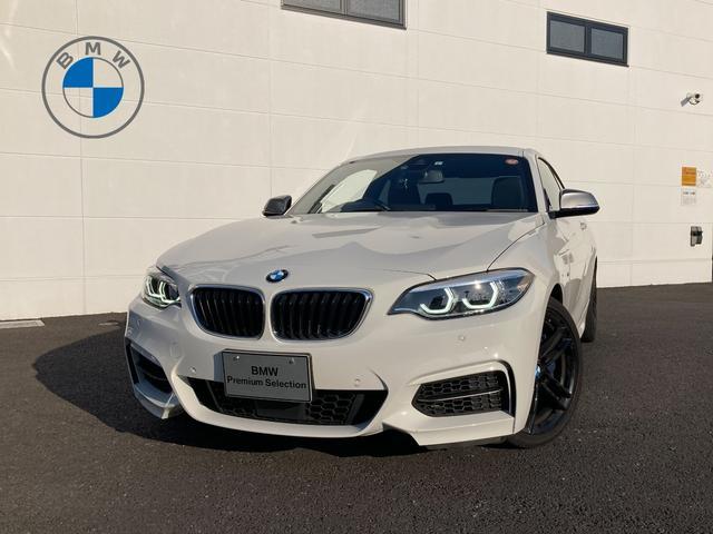 BMW M240iクーペ ブラックレザー アダプティブMサス