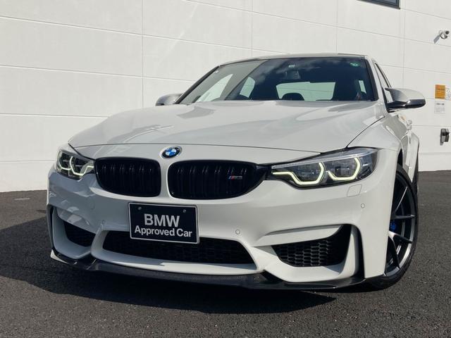 BMW M3 CS 限定車 レザーシート