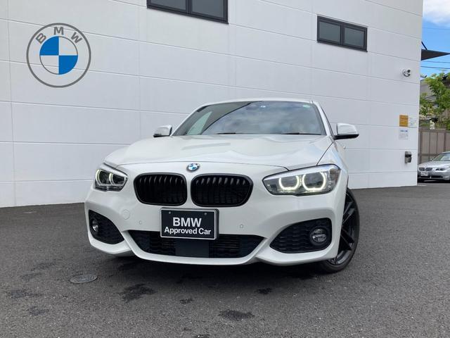 BMW 118d Mスポーツ エディションシャドー 認定保証 ブラウンレザー