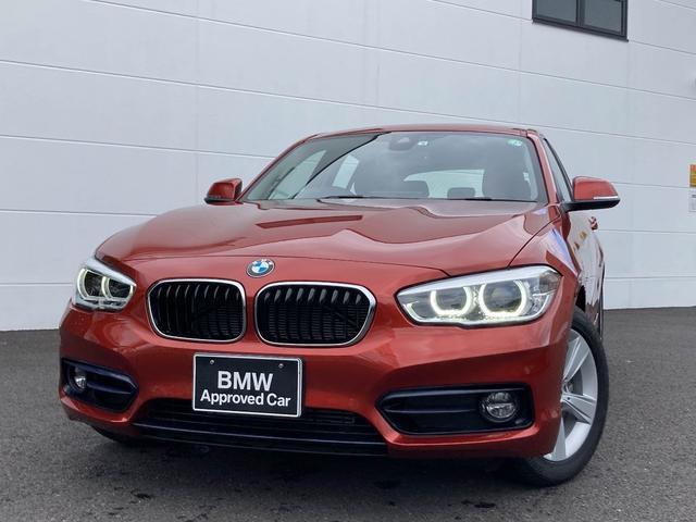 BMW 118i スポーツ 認定保証 LED クルコン バックカメラ