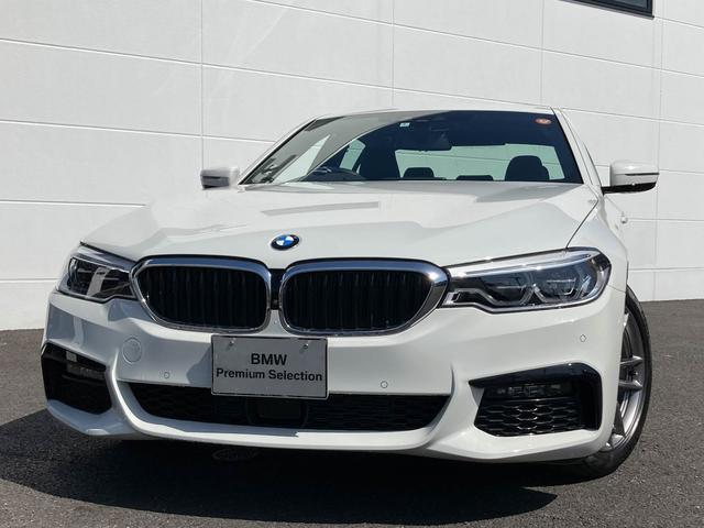 BMW 5シリーズ 523d xDrive Mスピリット ブラックレザー ACC  HUD 地デジ