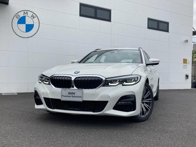 BMW 3シリーズ 318iツーリング Mスポーツ アクティブクルーズ 18AW  ワイヤレス充電