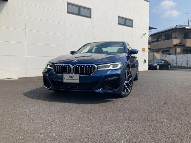 BMW 5シリーズ 530e Mスポーツ エディションジョイ+ ホワイトレザー HiFi  HUD  ACC  地デジ