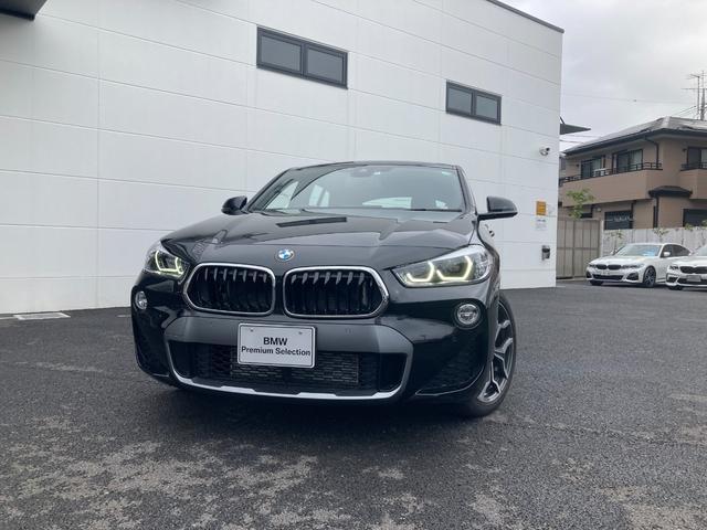 BMW xDrive 18d MスポーツX ブラックレザー 電動テールゲート HUD