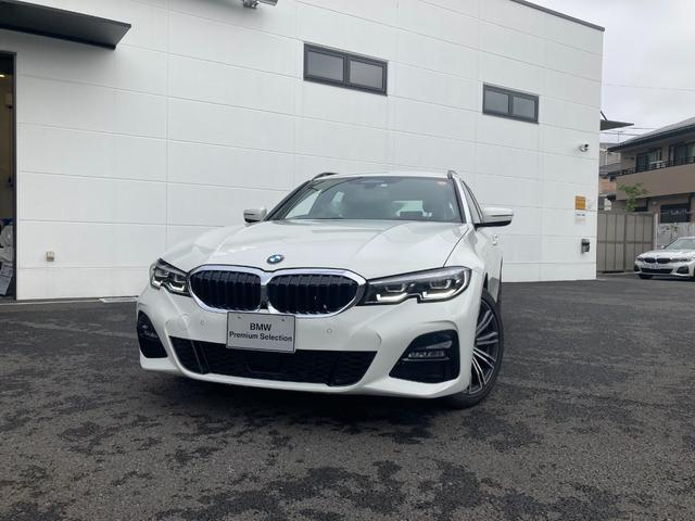 BMW 318iツーリング Mスポーツ ライブコクピット ACC  18AW  LED