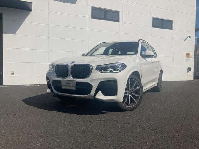 BMW X3 xDrive 20d Mスポーツ ブラックレザー HUD 地デジ 20AW